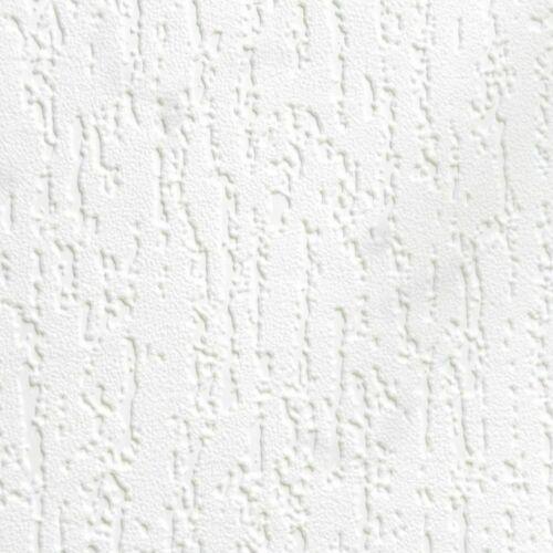 Anaglypta Royal Oak Textured Paintable Wallpaper Thick Vinyl Embossed RD7000
