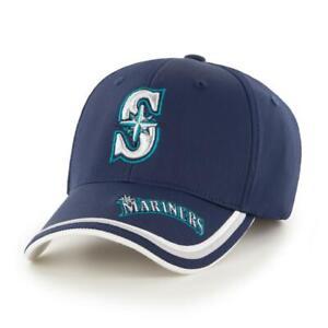 MLB Men's Baseball Adjustable Cap Hat  - Seattle Mariners (FAN favorite)