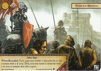 The Hand/'s Judgment AGoT LCG 2.0 Game of Thrones Alternate Art Promo