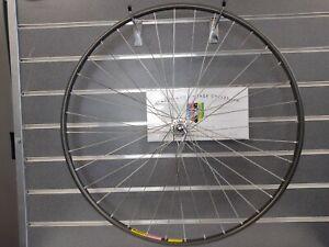 """NOS Vintage Campagnolo Chorus Front Wheel with Mavic GL330 Rim 36h 28""""700c"""