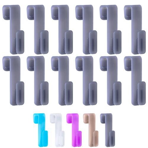 12x WELLGRO® Rundheizkörper Haken Heizkörper Handtuch Halter Badezimmer Kleider