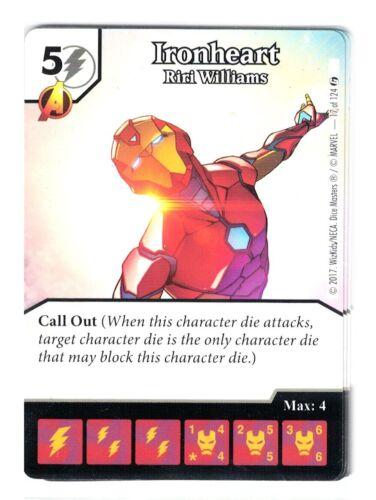 DM Guardians Of The Galaxy-Iron Heart Riri Williams 17//124