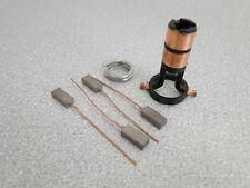 01K103 NEW REPAIR KIT FOR VALEO ALTERNATOR Slip rings Brushes Brush Set 2000 on