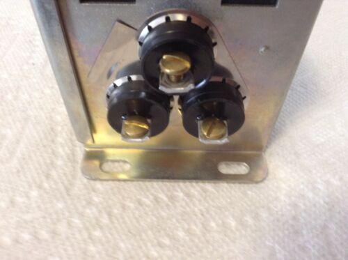 MDI INc 330NO-120AU Mercury Contactor 30A 600VAC