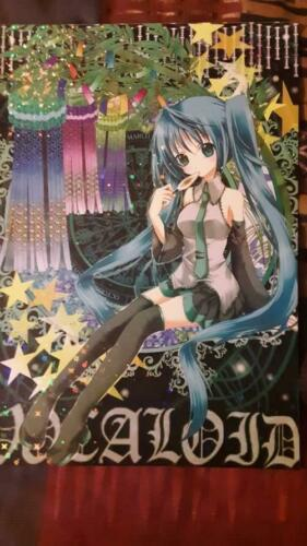 Hatsune Miku Poster 11.5x16.5