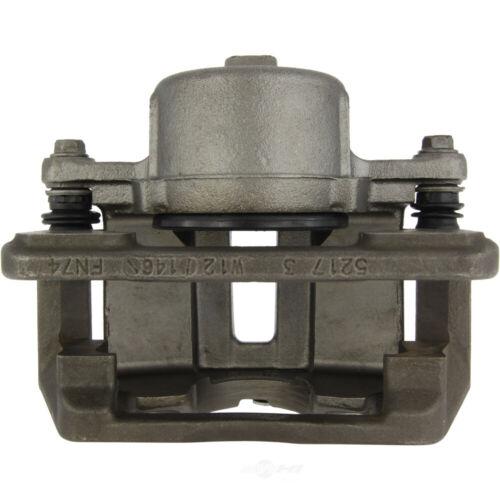 Disc Brake Caliper-Premium Semi-Loaded Caliper Housing and Bracket Front Right