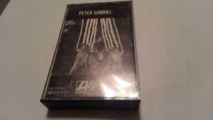 Peter Gabriel Self Titled Cassette Tape Rare