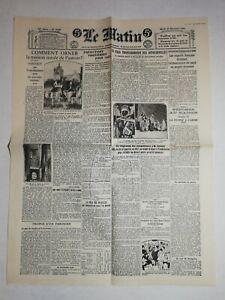 N1027-La-Une-Du-Journal-Le-Matin-26-decembre-1922-prediction-parisienne-1923