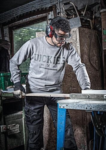 DICKIES Printed Hoodies Berufspullover Arbeitspulli Freizeitpulli Baupullover