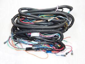 other business & industrial 3551762m91 wiring harness agco massey ferguson  75 tractor massey ferguson