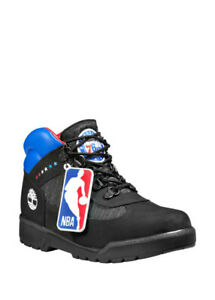 eaa9438ebce TIMBERLAND NBA FIELD BOOTS MENS A24AY-001 BLACK NUBUCK ALL SIZES