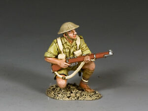 Details about EA128 Kneeling Rifleman by King & Country