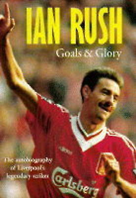 Ian Rush: An Autobiography by Rush, Ian, Good Book (Hardcover) FREE & Fast Deliv