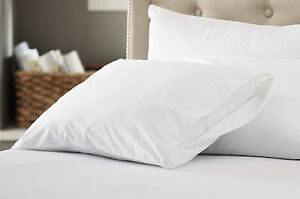 200-Thread-Count-100-Cotton-Zippered-Pillow-Protectors-USA-Made-2-4-or-6-Pack