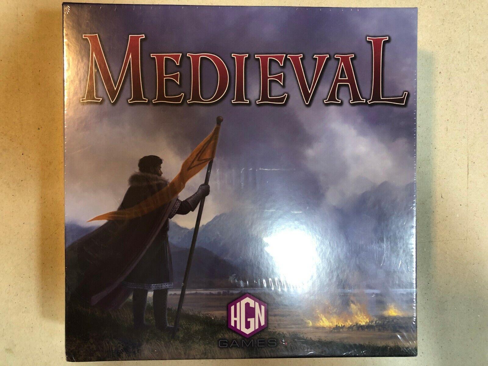 Medievale - Hgn - Gioco - Prima classee