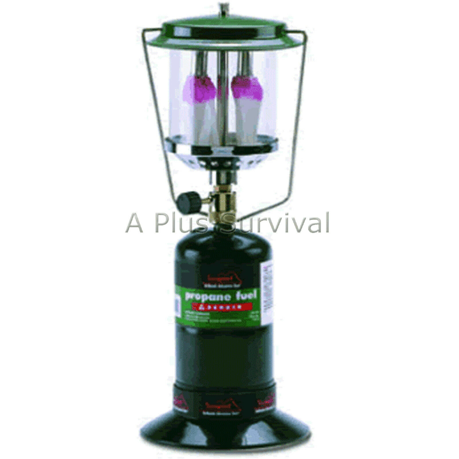 Texsport Propane Dual  Mantle Camping Lantern Light  promotional items