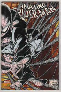 SPIDER-MAN n°583 edizione variant con sovracoperta - Panini Comics