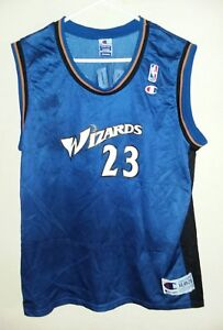 Image is loading Vintage-Washington-Wizards-23-Michael-Jordan-Jersey-YOUTH- e1fbc2f9f