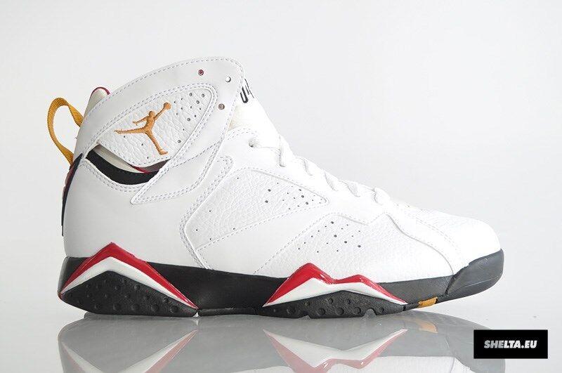 2011 Nike Air Jordan 7 VII Retro Cardinal Size 12. 304775-104