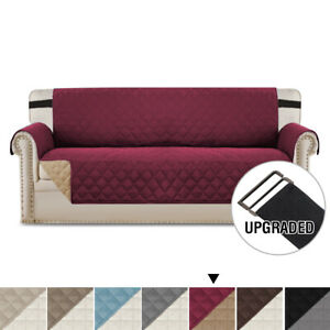 Quilted Sofa Protector Couch Cover