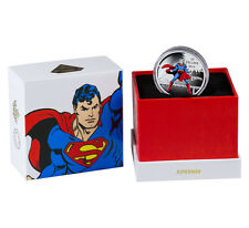 2016 Canada $20 1 oz Colorized Proof Silver DC Comics - Superman In OGP SKU42386