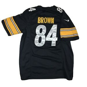 Antonio Brown Pittsburgh Steelers NFL Football Jersey Nike On-Field Stitched