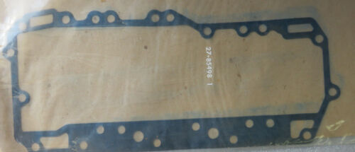 J0C New Quicksilver Mercury 27-85498 Exhaust Manifold Cover Gasket OEM Factory