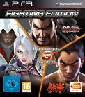 Fighting Edition Ps3 Tekken 6 Tag Tournament 2 Soul Calibur V &