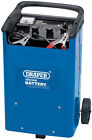 Draper 12/24v 360a Battery Starter/charger With Trolley Bcsd400t 11967