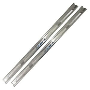 Interior Covers VW Bug VW Beetle Stainless Polished Door Sill Trim Set