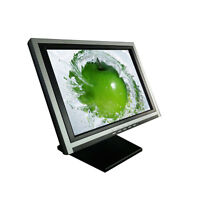 15'' Lcd Touchscreen Lcd Touch Screen Monitor Pos Point Of Sale Pc Computer Au!