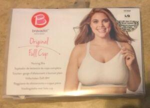 492366c097 Bravado Designs Women s Original Full Cup Nursing Bra White Large L ...