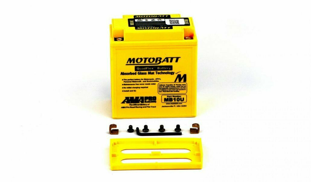 U1-R32 U1-R9 Motobatt MBU1R-35 Battery Upgrades U1-R7