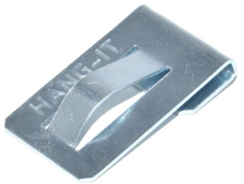 Clip De Colgar-su colgar sobre marco de trama 2mm Foto Board Perchas Foto Colgante