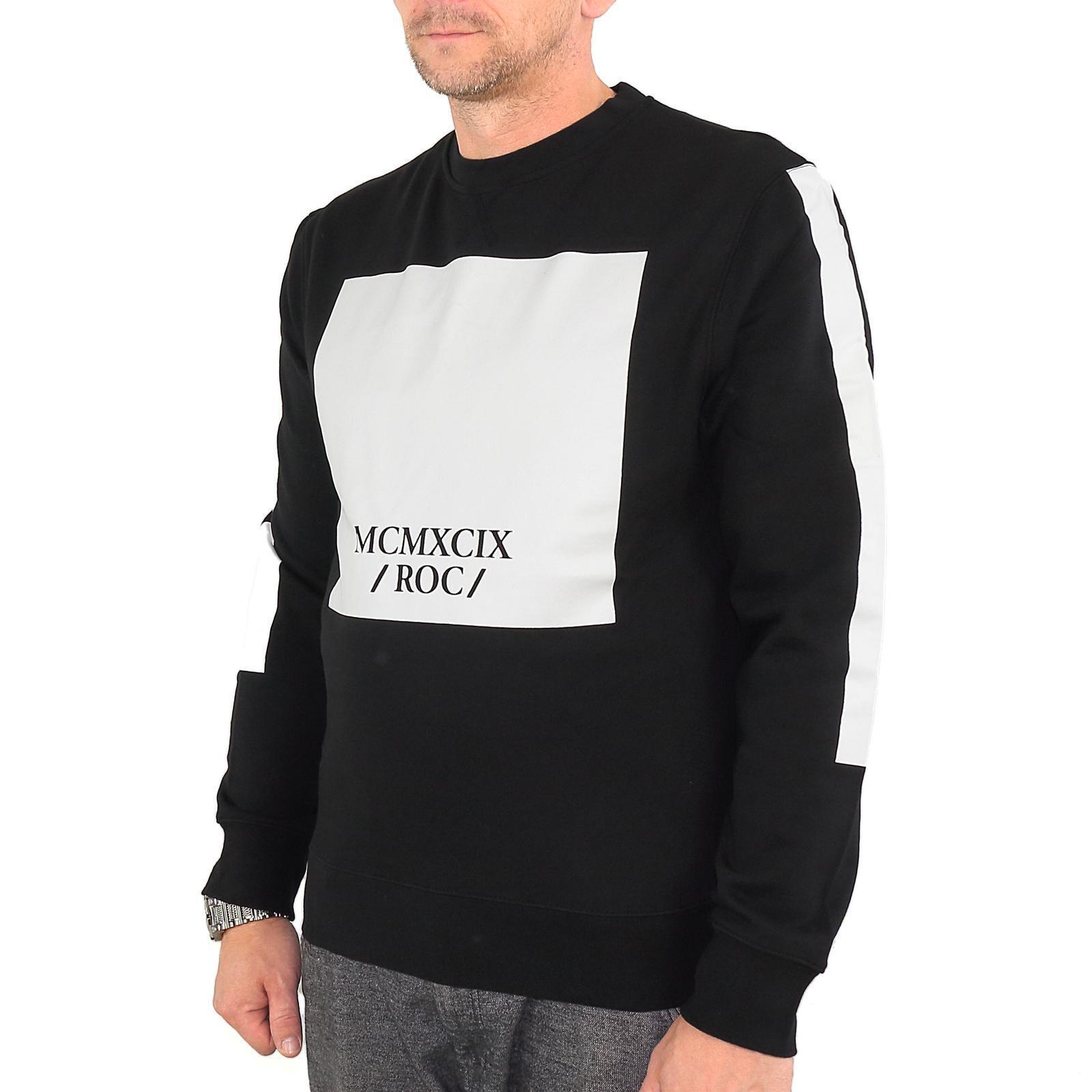 Rocawear Rocawear Rocawear MCM XCIX sweatpulli Uomo Pullover, colore nero, 30935 46efd7
