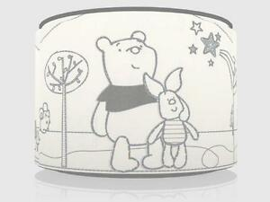 Winnie the pooh starry night light ceiling lamp shade 11 brand new image is loading winnie the pooh starry night light ceiling lamp aloadofball Images