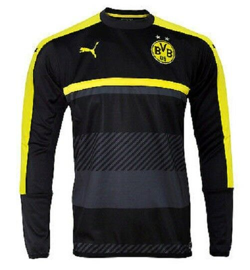 Puma BVB Borussia Dortmund Herren Sweat Training Sweat Herren - 749850-02 Gr.XL b25b71