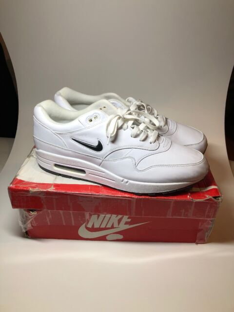 air max 1 premium sc jewel white black