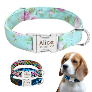 Heavy-Duty-Dog-Collar-Tags-Personalised-Customized-Free-Engraved-ID-Name-Beagle