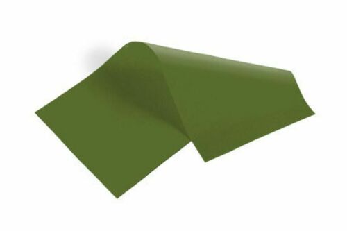 """Oasis Green Tissue Paper 18gsm 20/"""" x 30/"""" 500 x 750mm"""