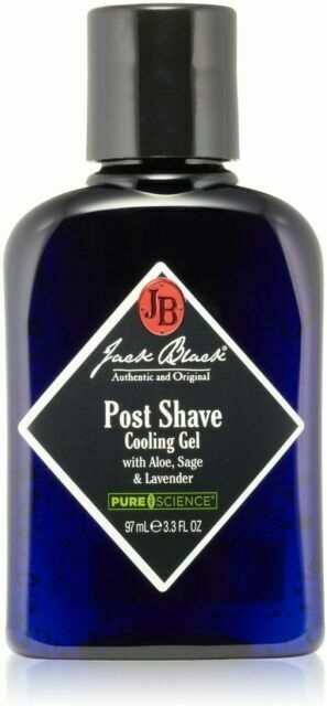 jack black shaving gel