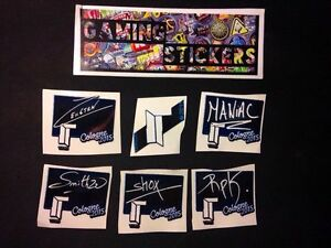 Details about Stickers from CS GO Titan Set Cologne Scream Shox rpk SmithZz  Ex6TenZ