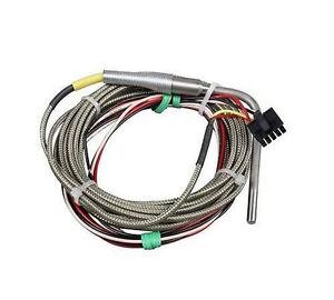 s l300 autometer pyrometer egt gauge probe sending unit & wiring harness