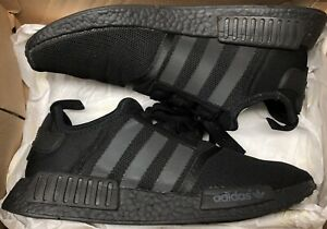 Details about adidas NMD R1 Triple Black Ultra Boost S31508 Sz 12