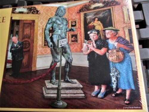 "SunsOut Art Puzzle 300 Piece /""For Art/'s Sake/"" New 21/""x24/"" Large Format"
