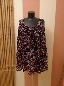 women-top-Marimekko-size-S-100-cotton-two-pockets