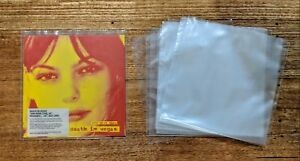 20-x-RECORD-SLEEVES-PLASTIC-COVERS-OUTER-for-Vinyl-10-034-Records-Aust-Made