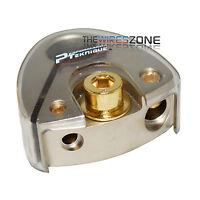 Performance Teknique Bt-859-8p Platinum 4/8 Gauge Out Positive Battery Terminal