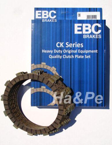Yamaha wr 125 R 09-13 embrague EBC las laminillas clutch friction plates ck2292