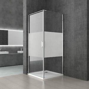 Sogood Duschkabine Dusche Mit Nano Eckeinstieg Duschabtrennung 195cm